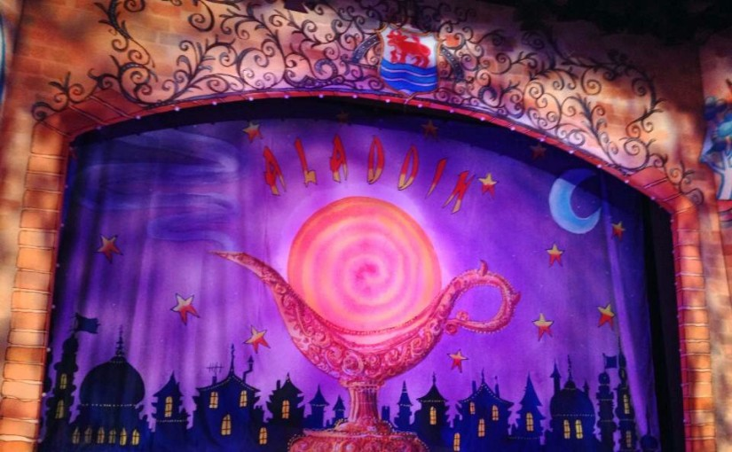 Pantomime – Aladdin