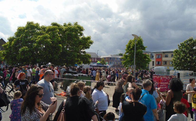 Cowley Road Carnival 2016