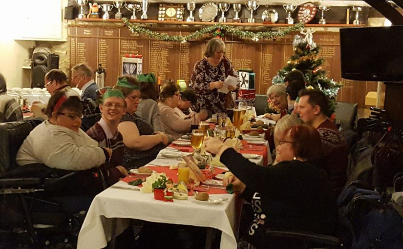 Christmas meal at Hinksey Heights Golf Club