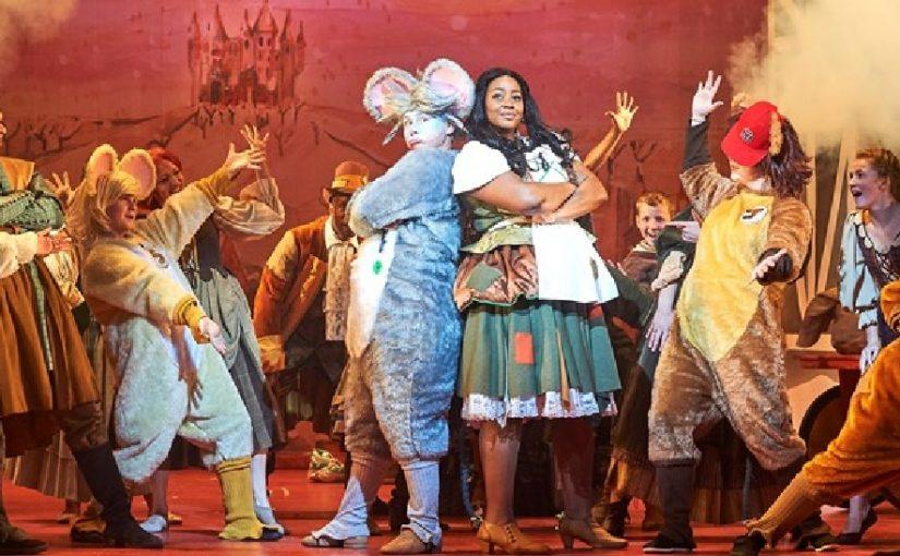 Pantomime – Cinderella at Oxford Playhouse