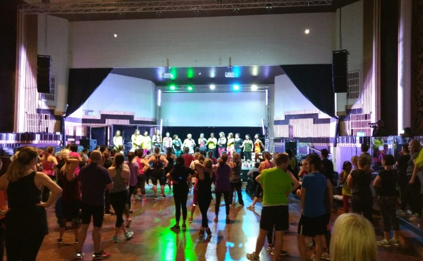 Zumba Event in aid of local cancer organisations