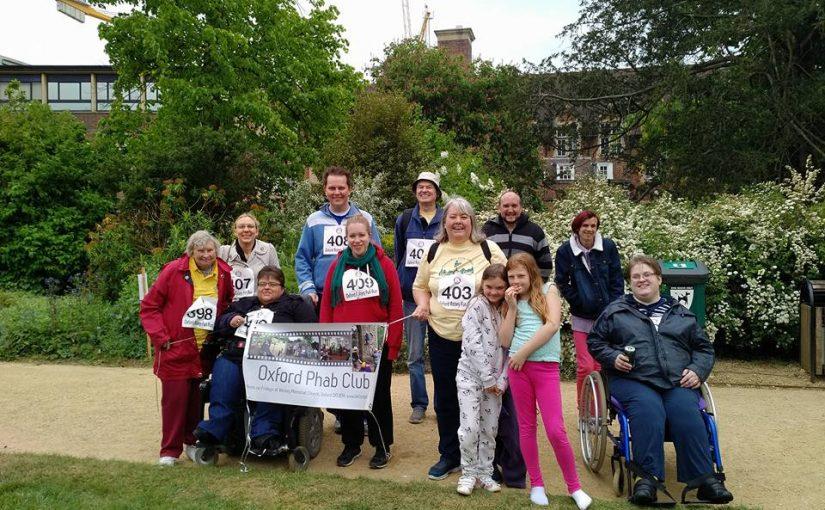 Oxford Fun Run 2017