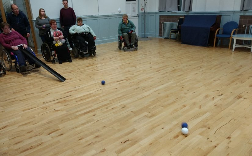 Normal Club with Boccia