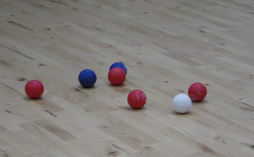 Boccia – It's my favourite !