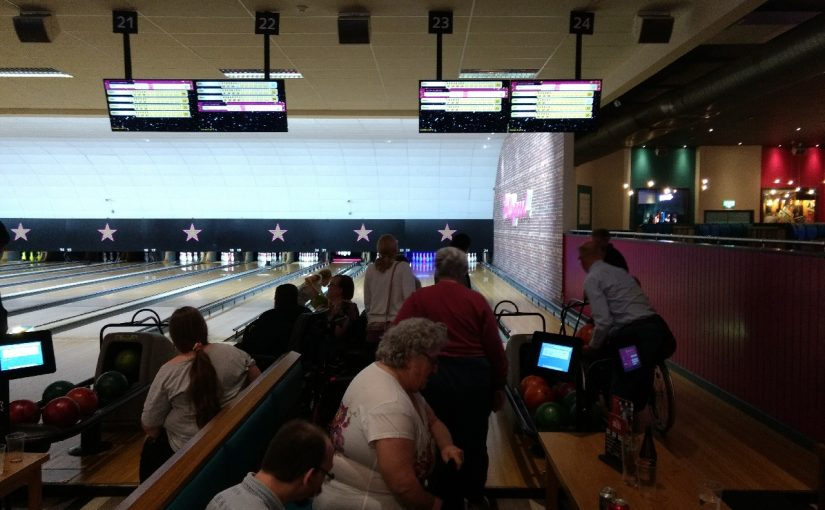 Bowling at Hollywood Bowl