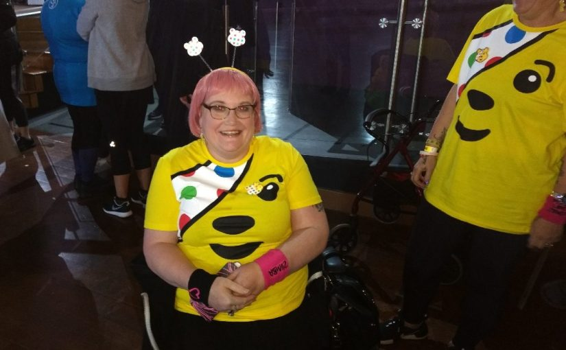 Zumbathon to raise money for Children in Need