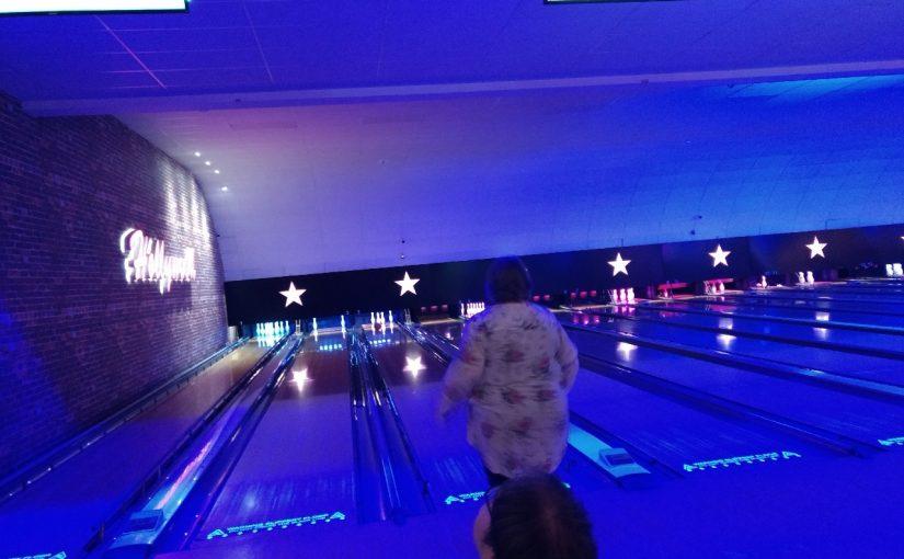 Bowling at the Hollywood Bowl