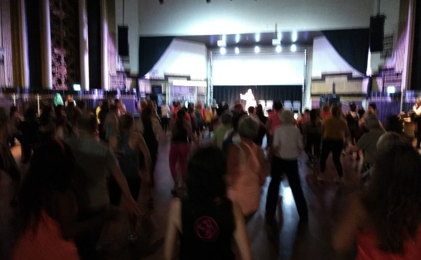 Zumba for Cancer Charities