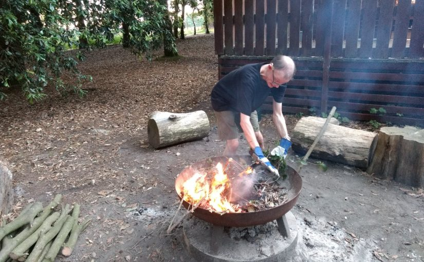 Avon Tyrrell 2019 – Friday – Wildlife Park and Campfire