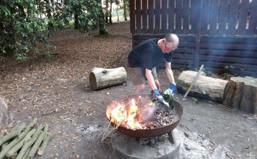 Avon Tyrrell 2019 – Friday – Wildlife Park and Campfire