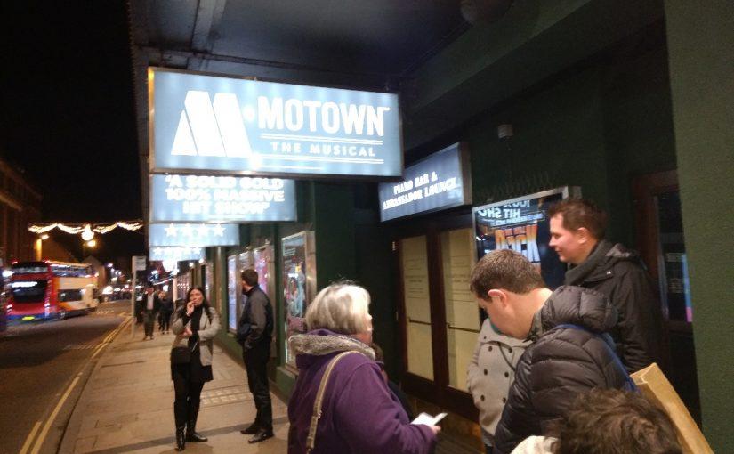 Motown – the Musical